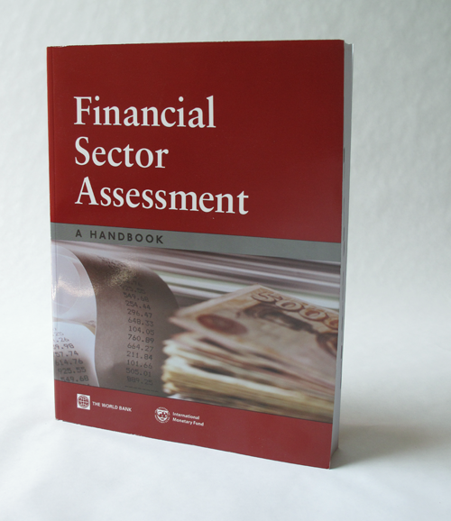 Financial Sector Assessment book photo