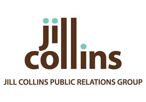 Logo for Jill Collins Public Relations Group