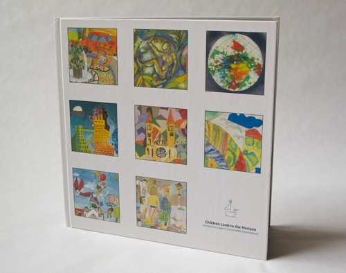 Children Look to the Horizon, a commemorative book for outgoing World Bank President James Wolfensohn