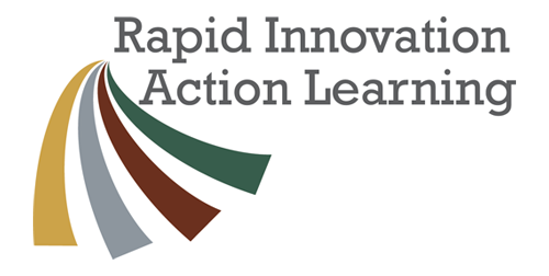 Rapid Innovation Action Learning logo