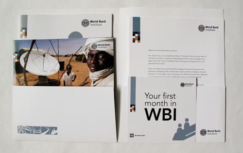WBI Onboarding folder contents