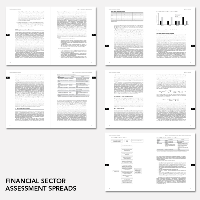Financial Sector Assessment spreads